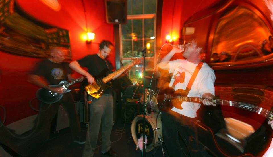 TESTAVERDE live at The Circle Bar, New Orleans, 3/9/12, photo by Dawne Faberge