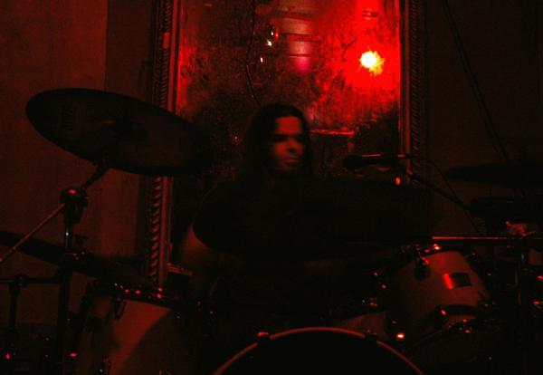 Socrates Johnson at Dragon's Den, New Orleans, Nov. 27, 2008.
