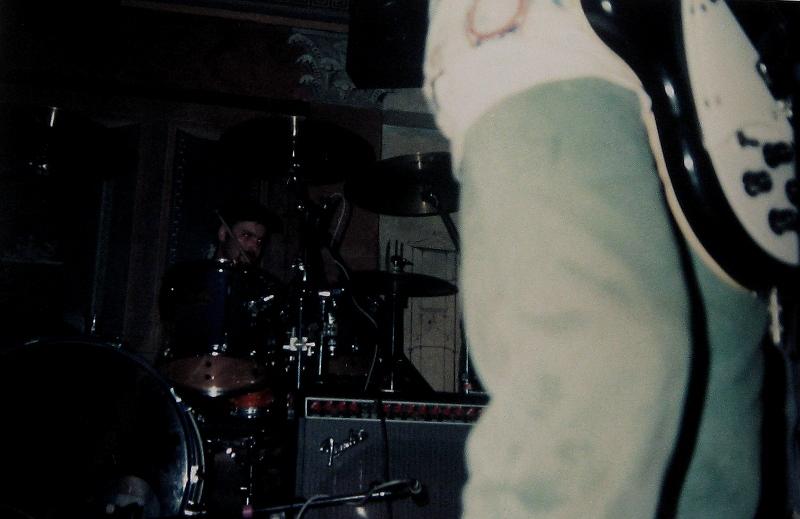 Loungefly at Club Maxx, Hollywood, CA August 4, '93
