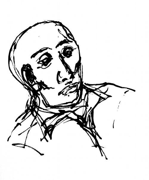 """""""Head (sketch)"""""""