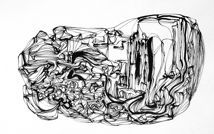 timescape 14 drawing