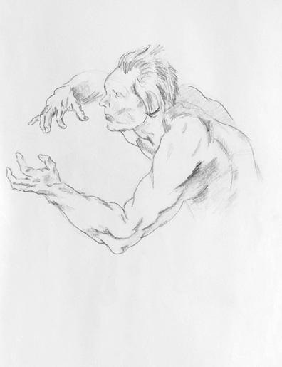 Sketchbook -- Copied Drawing