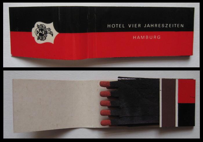 Hotel-Vier-Jahreszeiten matchbook